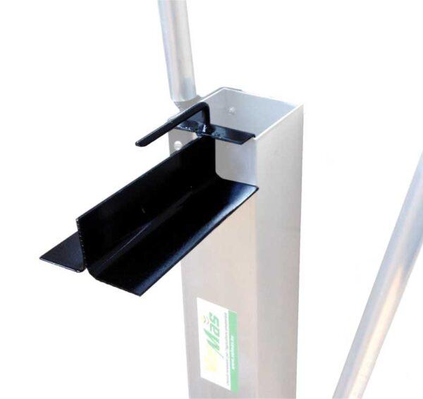 Accessorio-porta-vaschette